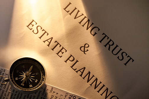 Compass on Living Trust and Estate Planning Document