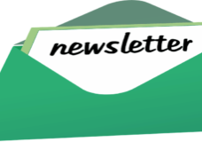 Newsletter green